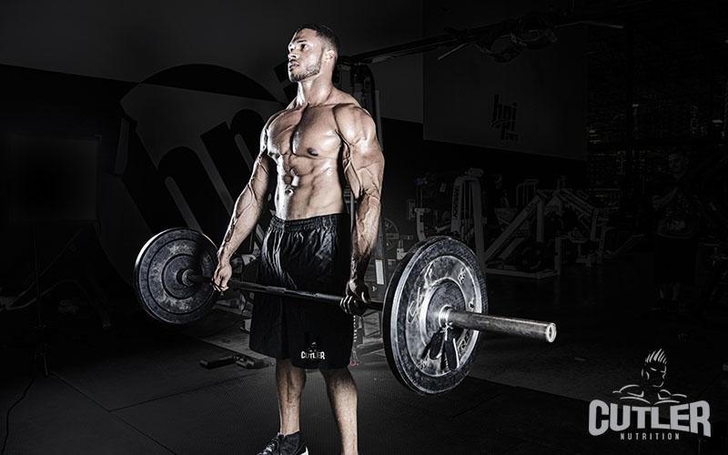 Cutler Athlete Exercising