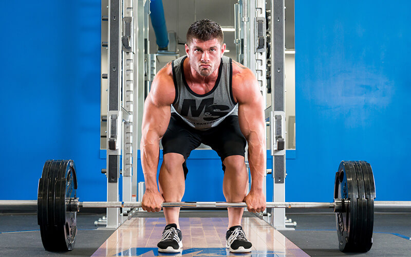 Making Mistakes on the Deadlift may result in injury