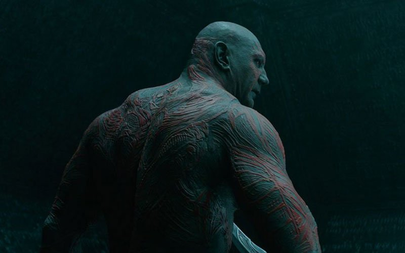Drax the Destroyer Workout