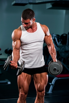 Dumbbell Curls