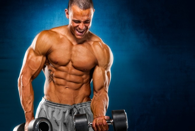 Intense Dumbbell Curls