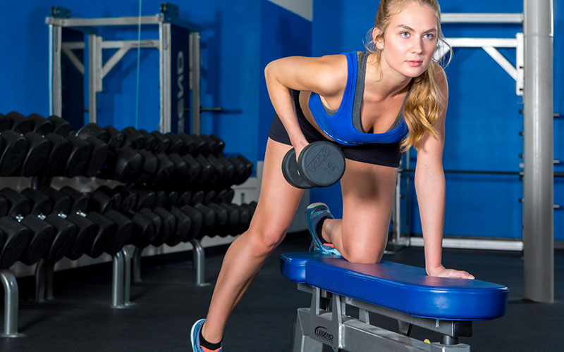 One Arm Dumbbell Row Tips