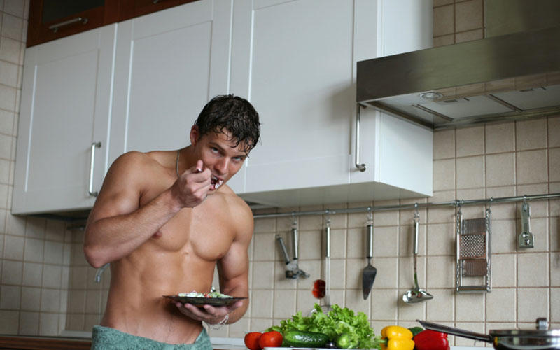 Eating Smart To Lose Fat And Gain Muscle