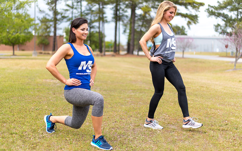 Female Athletes Benefiting from Vitamin D