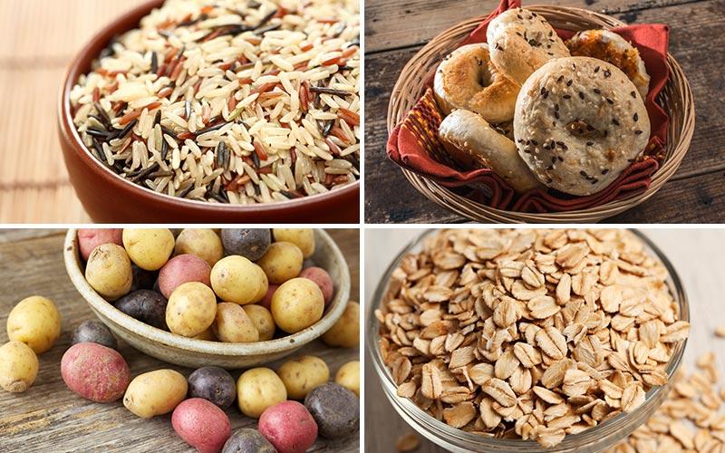 Fall Bulk Domination: Eat clean carbs at night