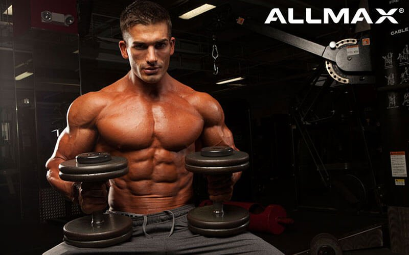 Allmax Athlete Chase Savoie Trying to Optimize Fat Burning by Lifting Weights