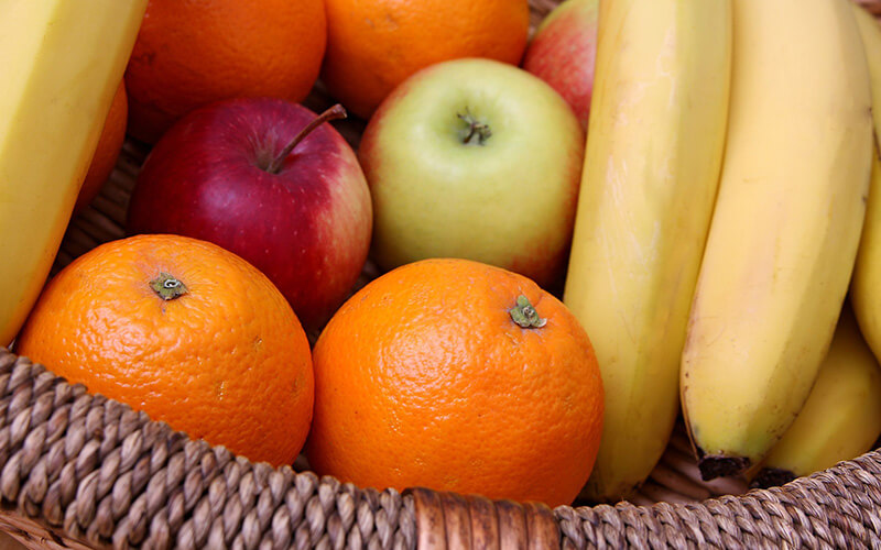 Fruit and the glycemic index