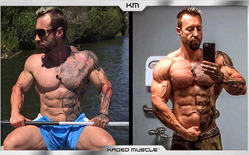 Chris Gethin Transformation