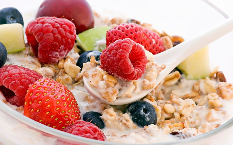Greek Yogurt Combo
