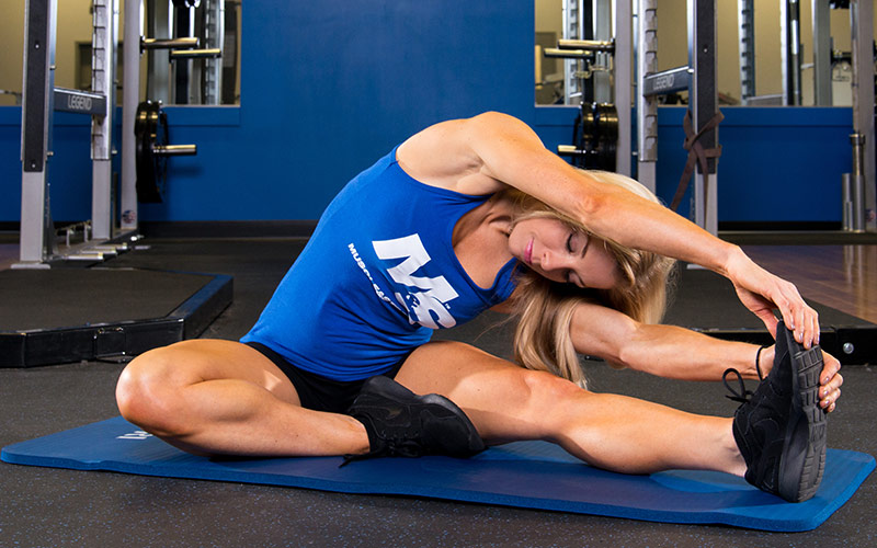 Hamstring Fixes Stretching