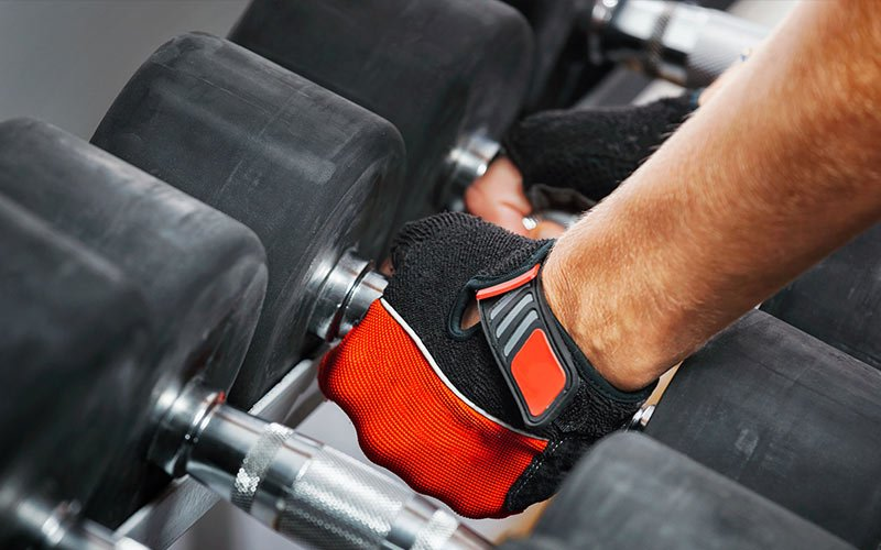 Hand Care for Lifters:Wear Gloves