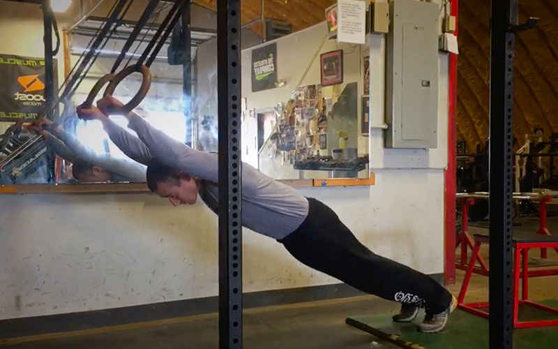 10 Hardest Core Exercises: Ring Layouts