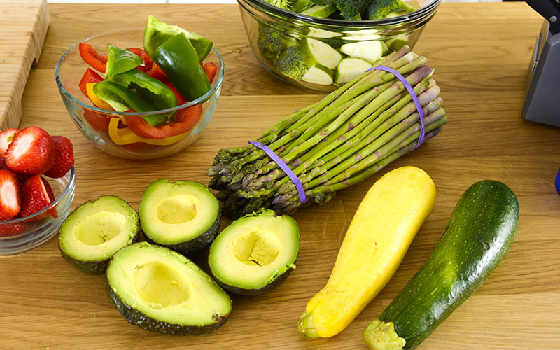 Healthy Food Choices When Building Abs