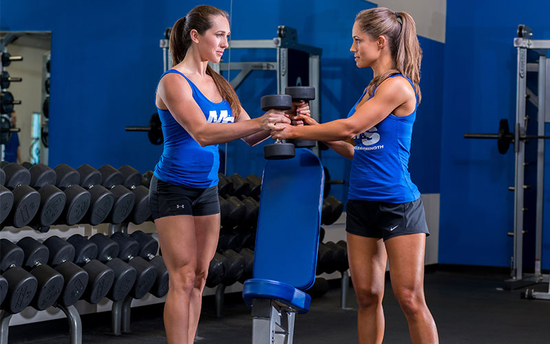 20 Minute HIIT Partner Workout