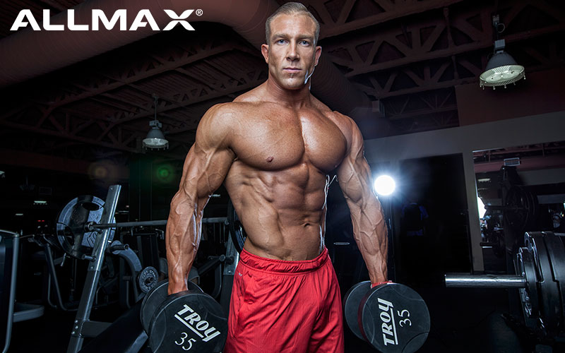 Allmax Athlete Who Practices Positive self talk