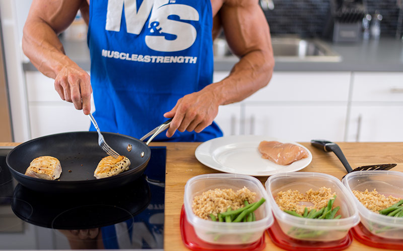 Shred While You Sleep Time Your Meals