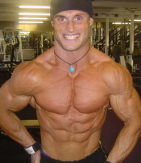 Andrew Merrifield Natural Bodybuilder