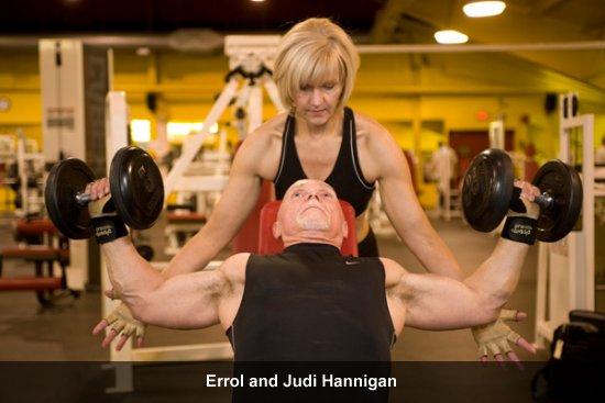 Errol and Judi Hannigan