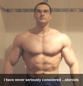 Natural Bodybuilder Jos