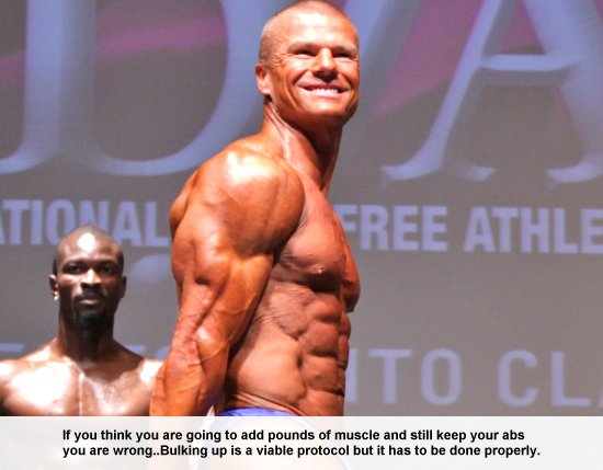 Kevin Weiss on Bodybuilding Bulking