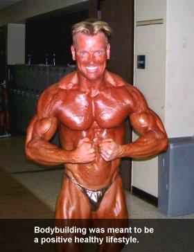 Larry Burt Healthy Lifestyle