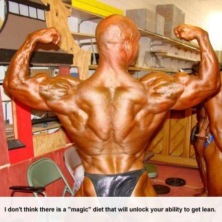 Tim Martin Massive Muscle Back