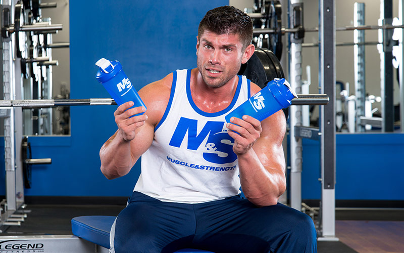 Intraworkout Nutrition a Missing Link to Gains