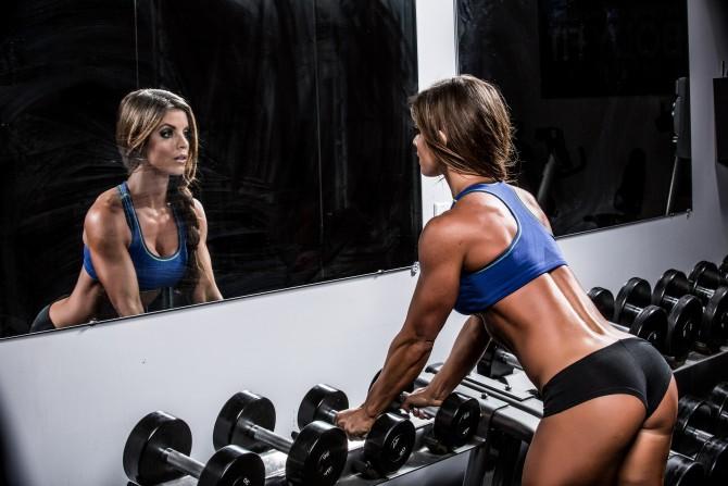 Team Cellucor Athlete Amp Celebrity Trainer Jen Jewell Talks