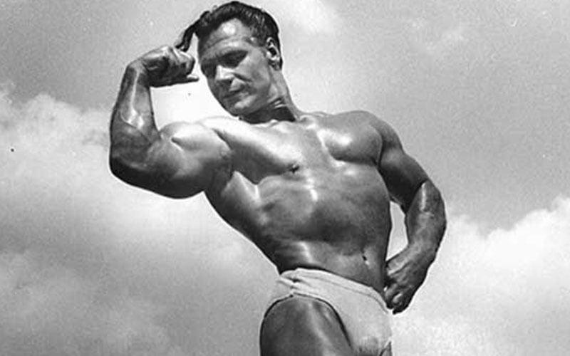 John Grimek Bodybuilding
