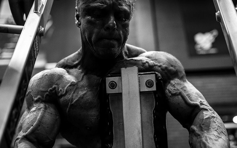 John Meadows Journey to the Arnold