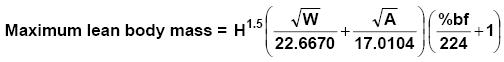 Dr. Casey Butt's formula