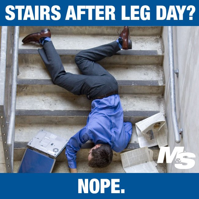 """13 Hilarious """"After Leg Day"""" Memes For People Who Really ..."""