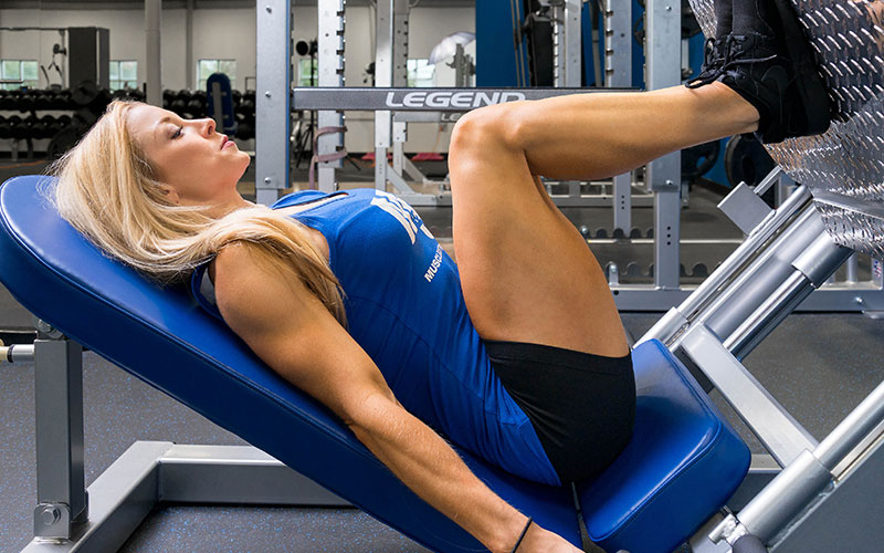 Leg Press is a Great Leg Exercise