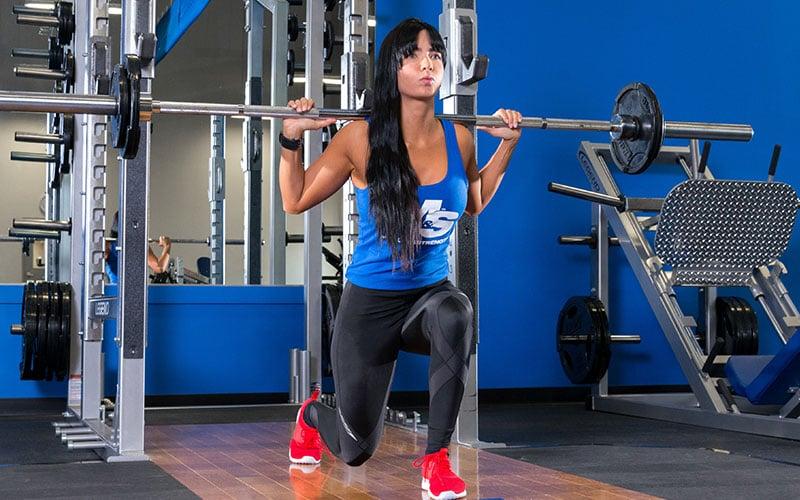 Leg Training for Women: Progressive overload is key