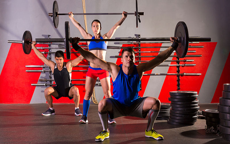 Lessons from CrossFit: Fitness should be a community