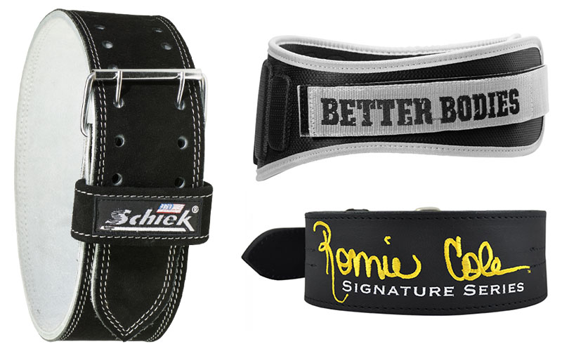 Gym Essentials: Weight Lifting Belts