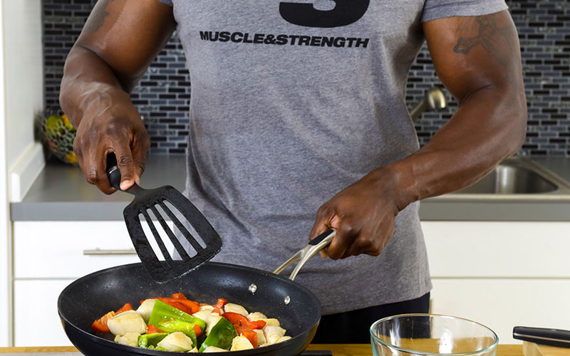 M&S Athlete Cooking Protein