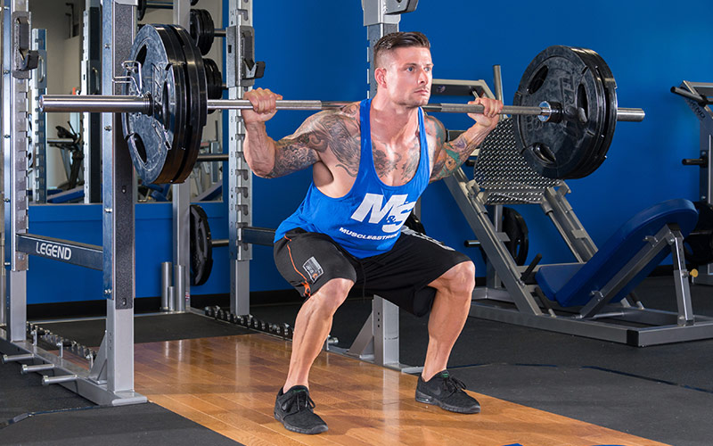 Mass Building Squats