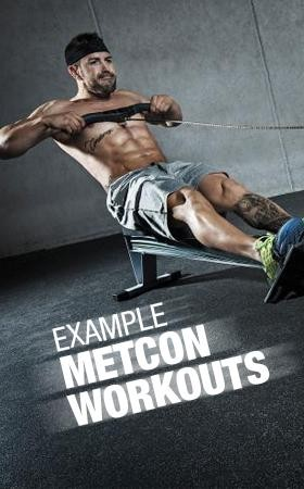 Example MetCon workouts