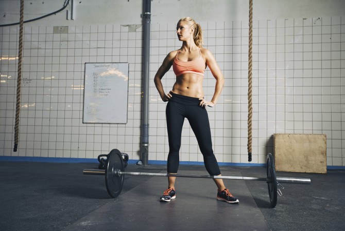 Metcon workouts for women