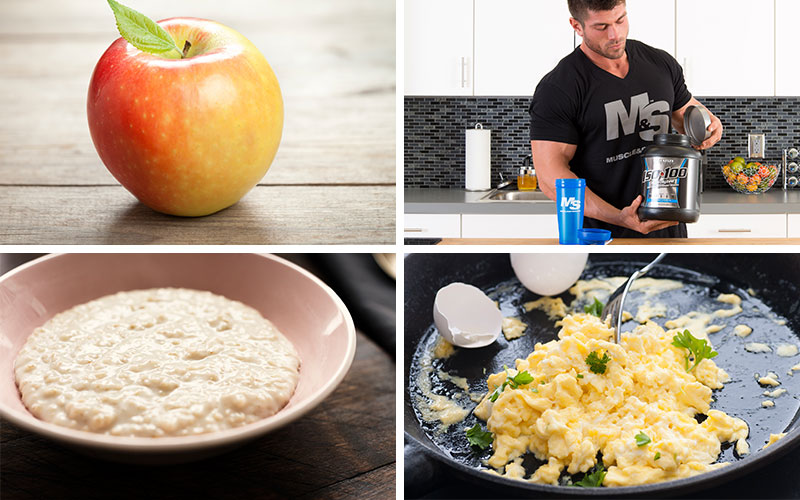 Rules for Morning Workouts: Rethink your breakfast