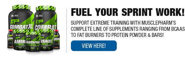Complete Line of MusclePharm Products