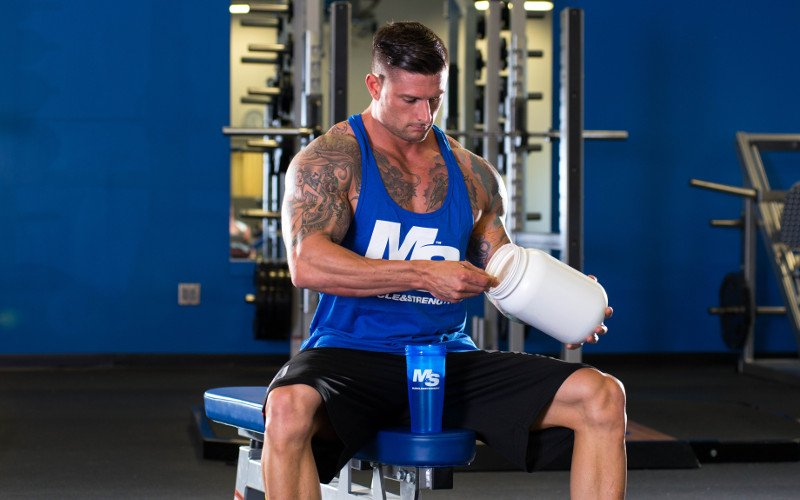 How To Build Muscle: Workouts, Diet Plans & Supplements