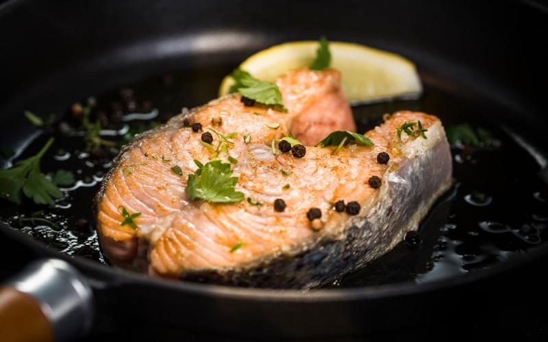 Salmon Omega 3's