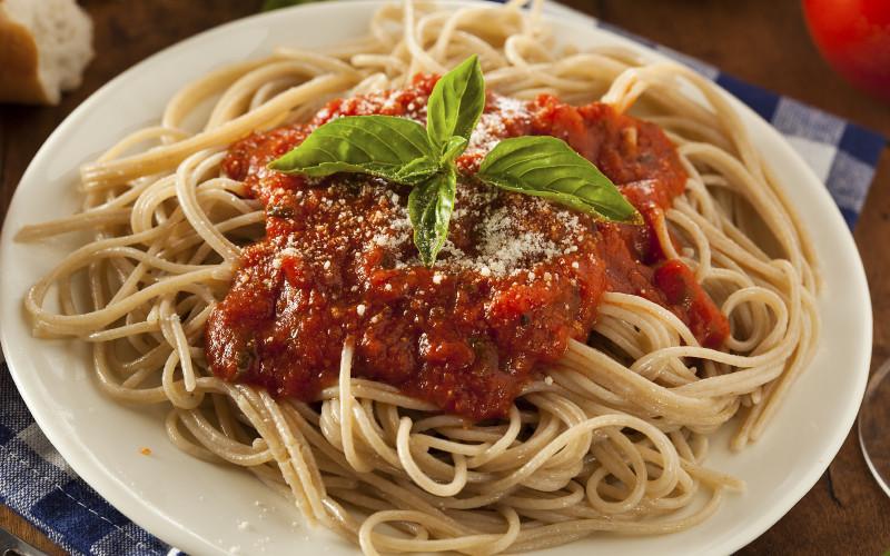 Muscle Building Spaghetti