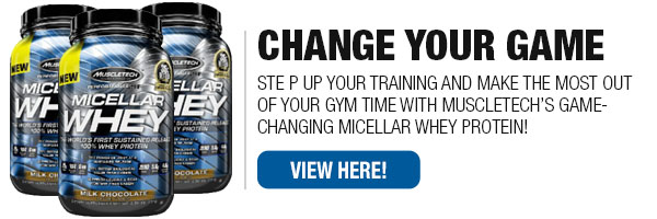MuscleTech Micellar Whey Protein