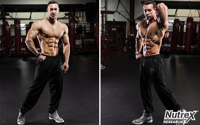 Nutrex Athlete Anton Antipov