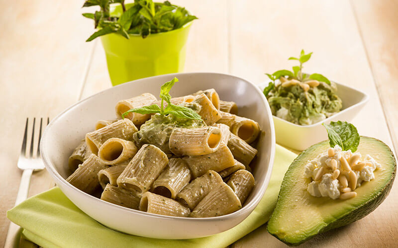 Pasta as part of the refeed for Carb Cycling Diet Plan