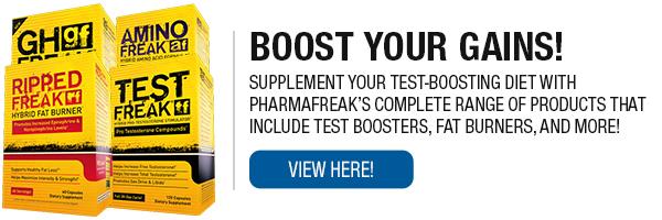 PharmaFreak Product Line