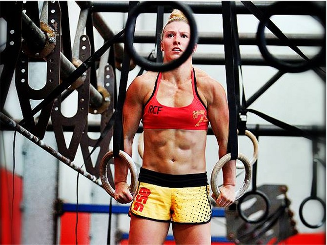 Pip Malone, CrossFit athlete